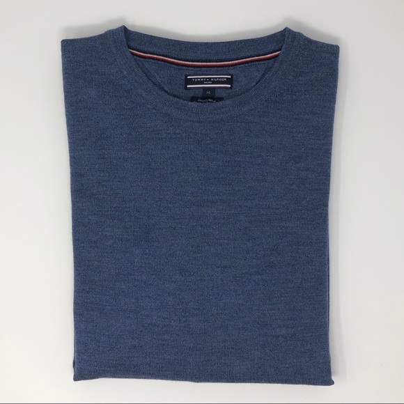 Tommy Hilfiger Other - Tommy Hilfiger Luxury Wool Sweater Size XL